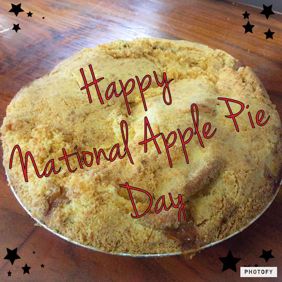 National Apple Pie Day Wishes Images