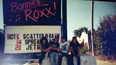 Bonnie's Roxx rock club in Atco, New Jersey