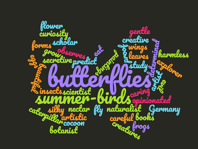 Need ideas for teaching characterization or character traits? This post gives you ideas with a spring mentor text. Click through to see how to use the book Summer Birds. Your students will learn how Maria Merian used illustrations to change how butterflies were viewed. With the FREE Google Drive download, your 2nd, 3rd, & 4th grade classroom or home school students will better understand the concept while working on necessary reading comprehension skills. {second, third, fourth grader - freebie}