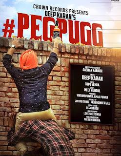 Deep Karan Peg Pugg Lyrics