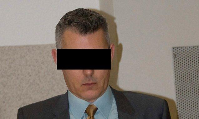 Oliver Dietmann membunuh pacarnya dengan mentimun saat melakukan hubungan seks