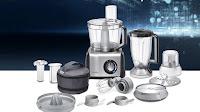 Logo Con Siemens, nessun giorno è un giorno qualunque: con una recensione ricevi gratis 1 Robot da cucina