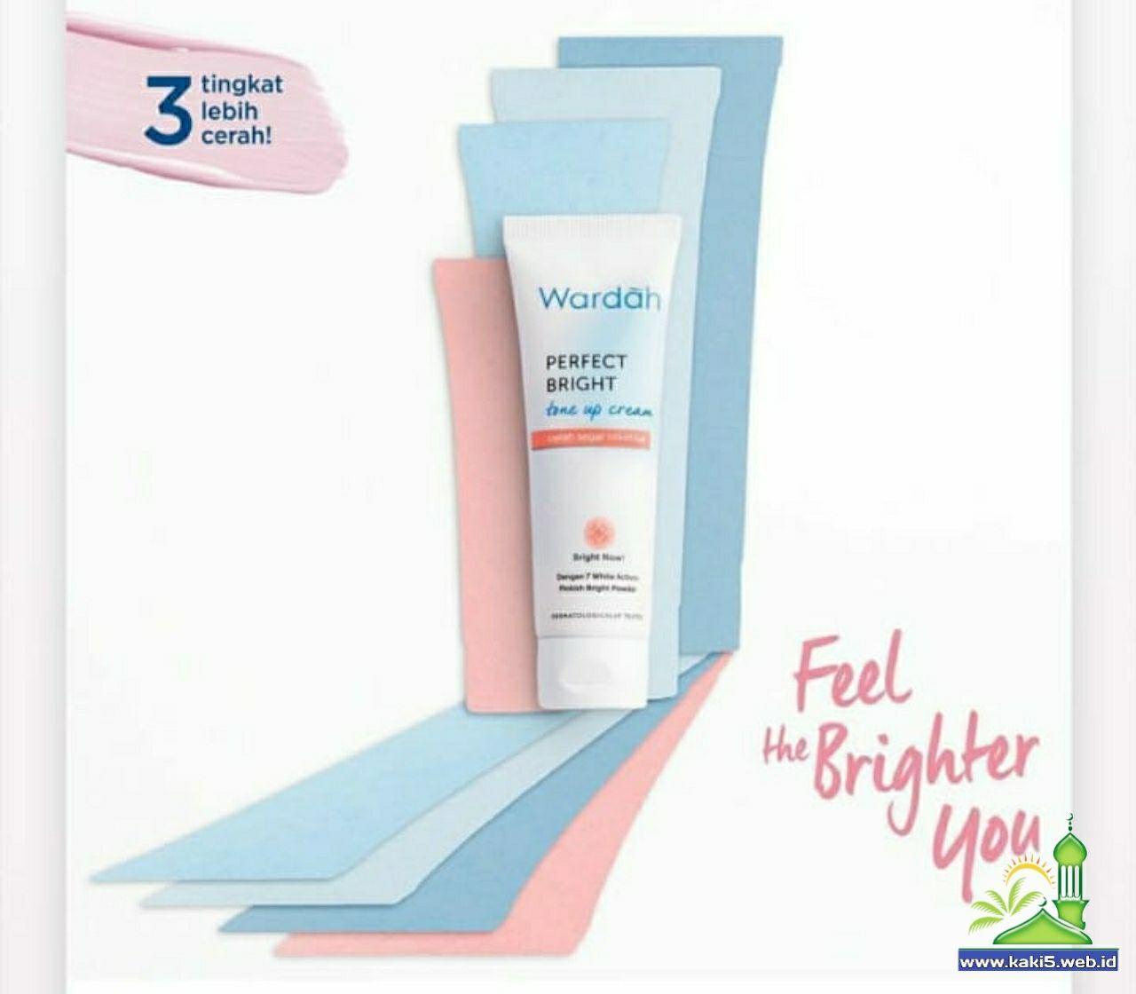 Wardah Perfect Bright Tone Up Cream