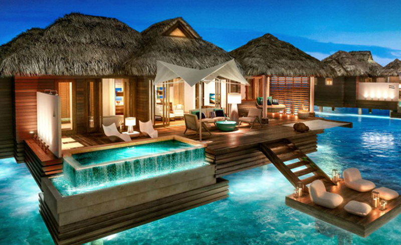 5 Most Affordable Overwater Bungalows