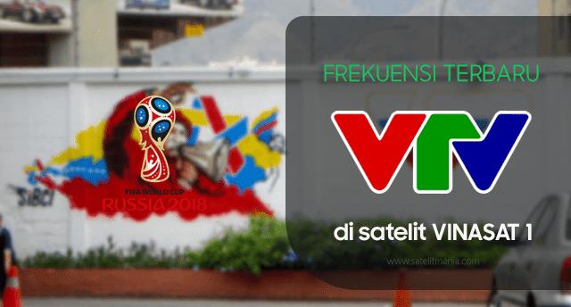 Channel VTV Siarkan Piala Dunia 2018 Rusia