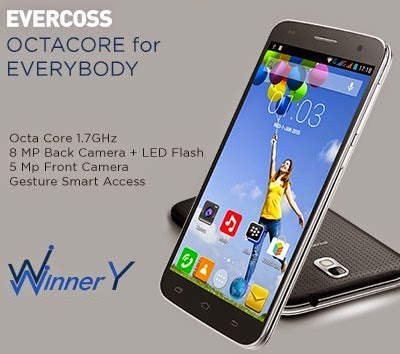 Evercoss Winner Y A76 Android Phone Murah Rp 1 Jutaan