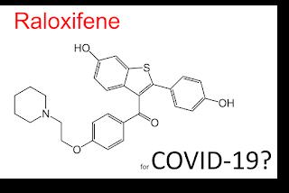 Raloxifene - COVID-19 (Coronavirus) treatment - South Korea