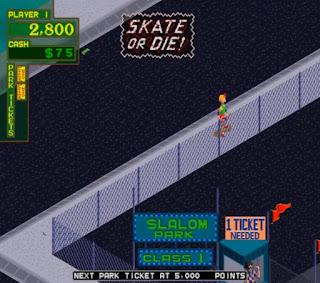 Arcade 720 Degrees - Atari