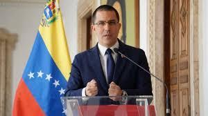 Arreaza, exigió este lunes al diario español ABC que rectifique la información falsa
