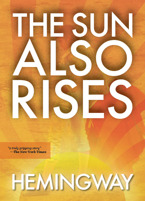 The sun also rises analysis