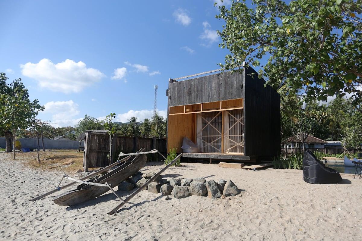 penginapan dekat pantai di lombok