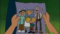 Oye Arnold - Hombre De Familia (Temporada 5 Capítulo 9.2)