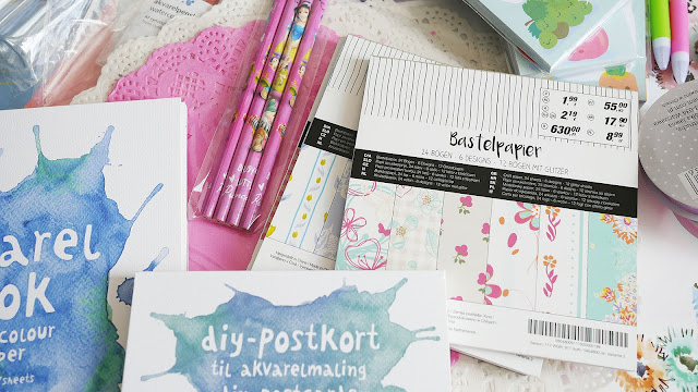 haul | scrapbooking | stationery