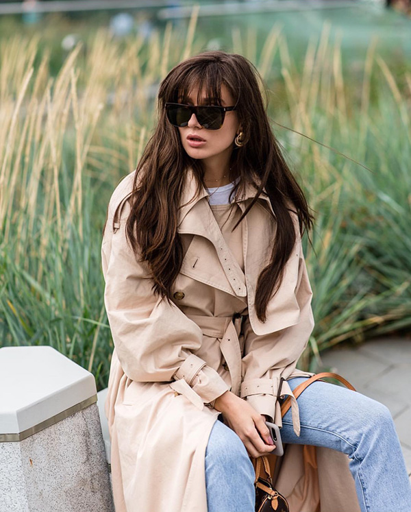 Style File | Spring Trend: The Eternally Chic Trench Coat