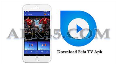 download fefa tv apk, burma tv streaming
