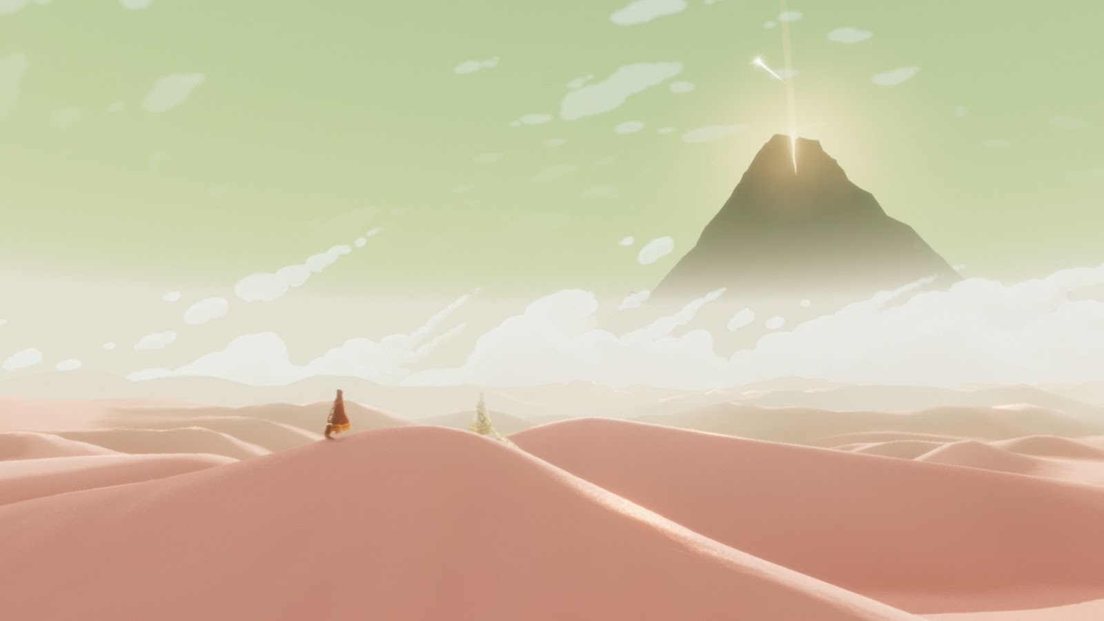 journey video game ps3 ps4 playstation gaming