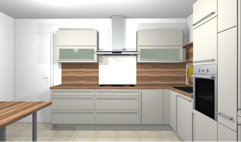 Bautagebuch - Unser Hausbau mit City-Haus: Bank, Küche ...