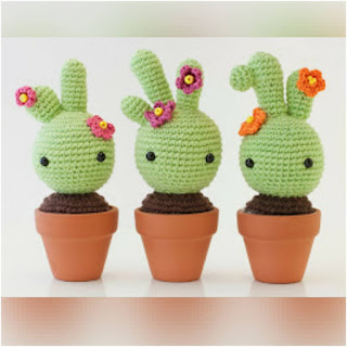 patron amigurumi Cactus mis pequicosas