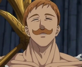 Escanor Seven Deadly Sins