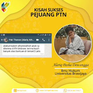 kisah sukses pejuang PTN Latiseducation