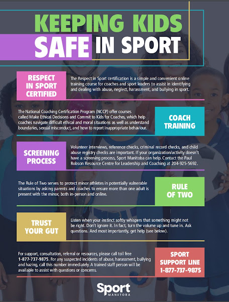 KEEPING KIDS SAFE IN SPORT