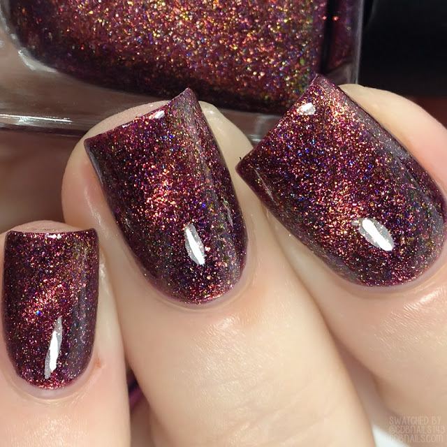 Lemming Lacquer-A Lively Dress