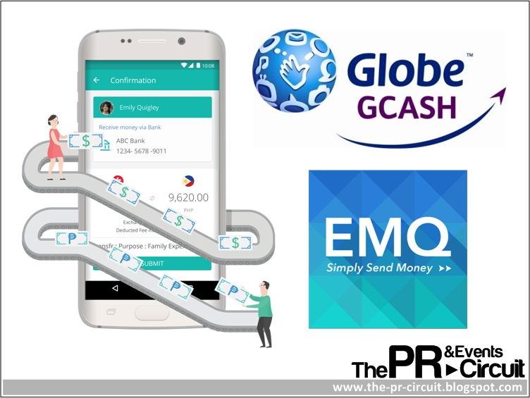 GCash Partners with HongKong's EMQ to Boost Remittance