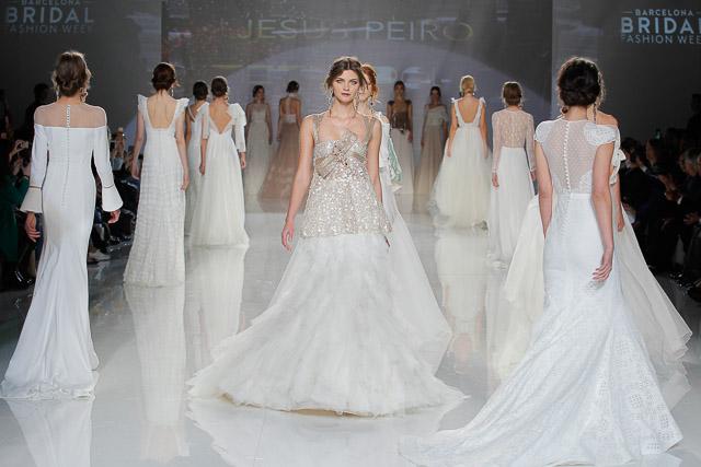 vestido novia boda jesus peiro barcelona blog wedding