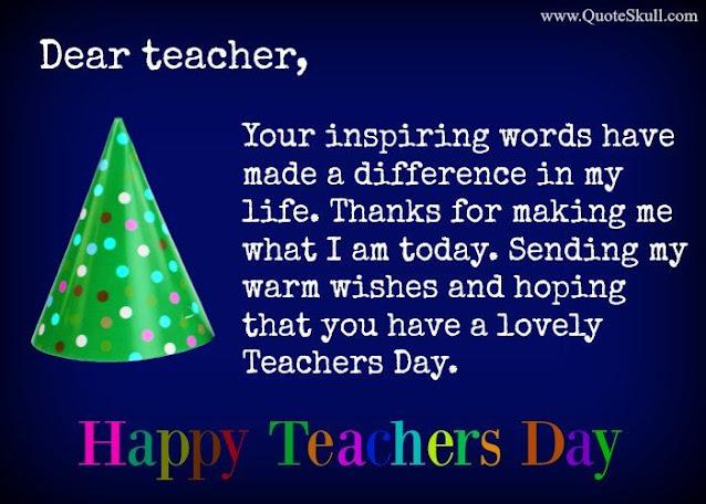 Best Teachers Day WhatsApp Status