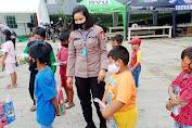 Resimen 1 Paspelopor Polisi Sahabat Anak, Sinergi Bersama TNI-Polri