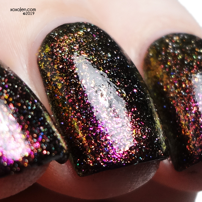 xoxoJen's swatch of Kbshimmer Sol Mate