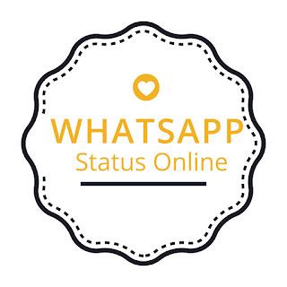 Whatsapp status online