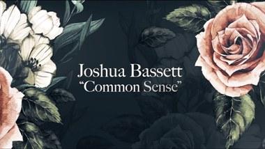 Common Sense Lyrics - Joshua Bassett