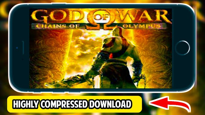 God Of War Chains Of Olympus Game Download