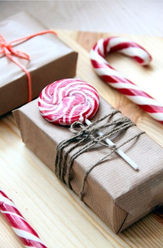 Creative and Inexpensive Christmas Gift Wrapping Ideas