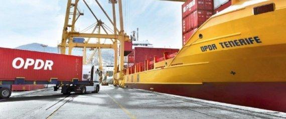 Création d'une ligne Maritime entre le Maroc et la Russie.