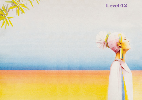 Level 42 flying on the wings of love
