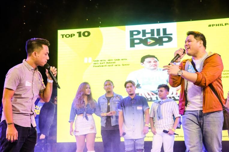 PhilPop 2018 Feel Day feat. Hans Dimayuga.