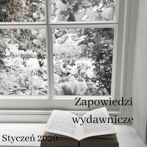 Zapowiedzi wydawnicze - Styczeń 2020