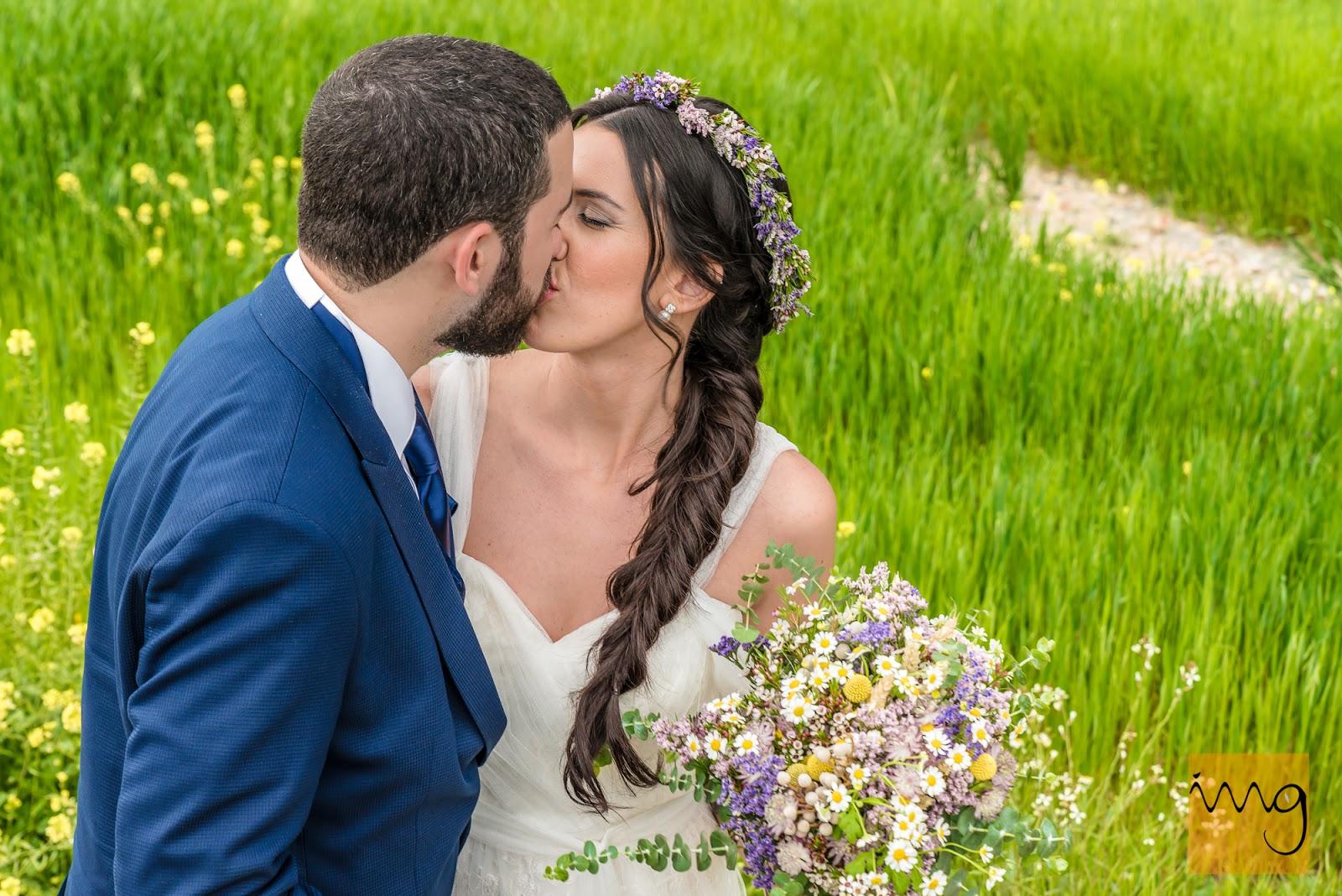 Reportajes de boda románticos en Granada