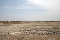 Kıraç ve kurak toprak arazi