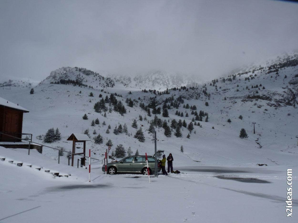 P1450749 - Y sigue nevando en Cerler.