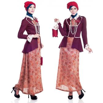 Baju Gamis Blazer Panjang