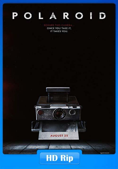 Polaroid 2019 720p WEBRip x264 | 480p 300MB | 100MB HEVC Poster