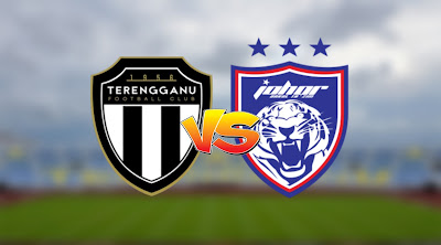 Live Streaming Terengganu vs JDT FC Liga Super 11.9.2020