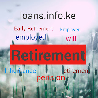 Coping with retirement in kenya
