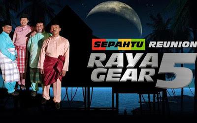 TONTON SEPAHTU REUNION RAYA GEAR 5 ONLINE