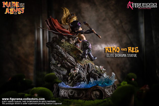 Figurama Collectors Made in Abyss