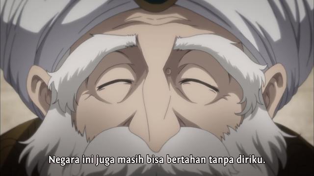 Shoukoku no Altair Episode 01 Subtitle Indonesia