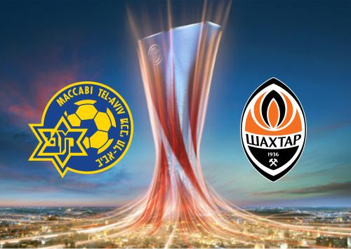Maccabi Tel Aviv vs Shakhtar Donetsk -Highlights 18 February 2021
